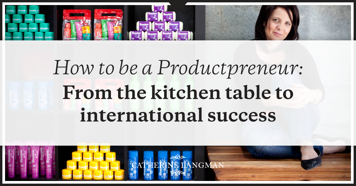 How to grow from the kitchen table to international success