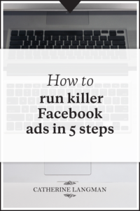 How to run killer ecommerce Facebook ads