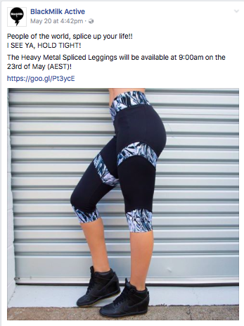 How Blackmilk sells out a collection in record time
