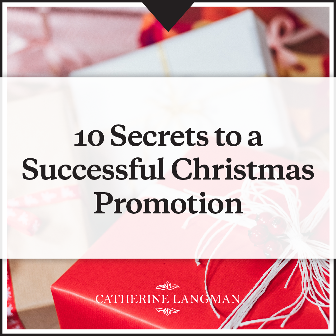 10 Secrets to a Successful eCommerce Christmas Promotion