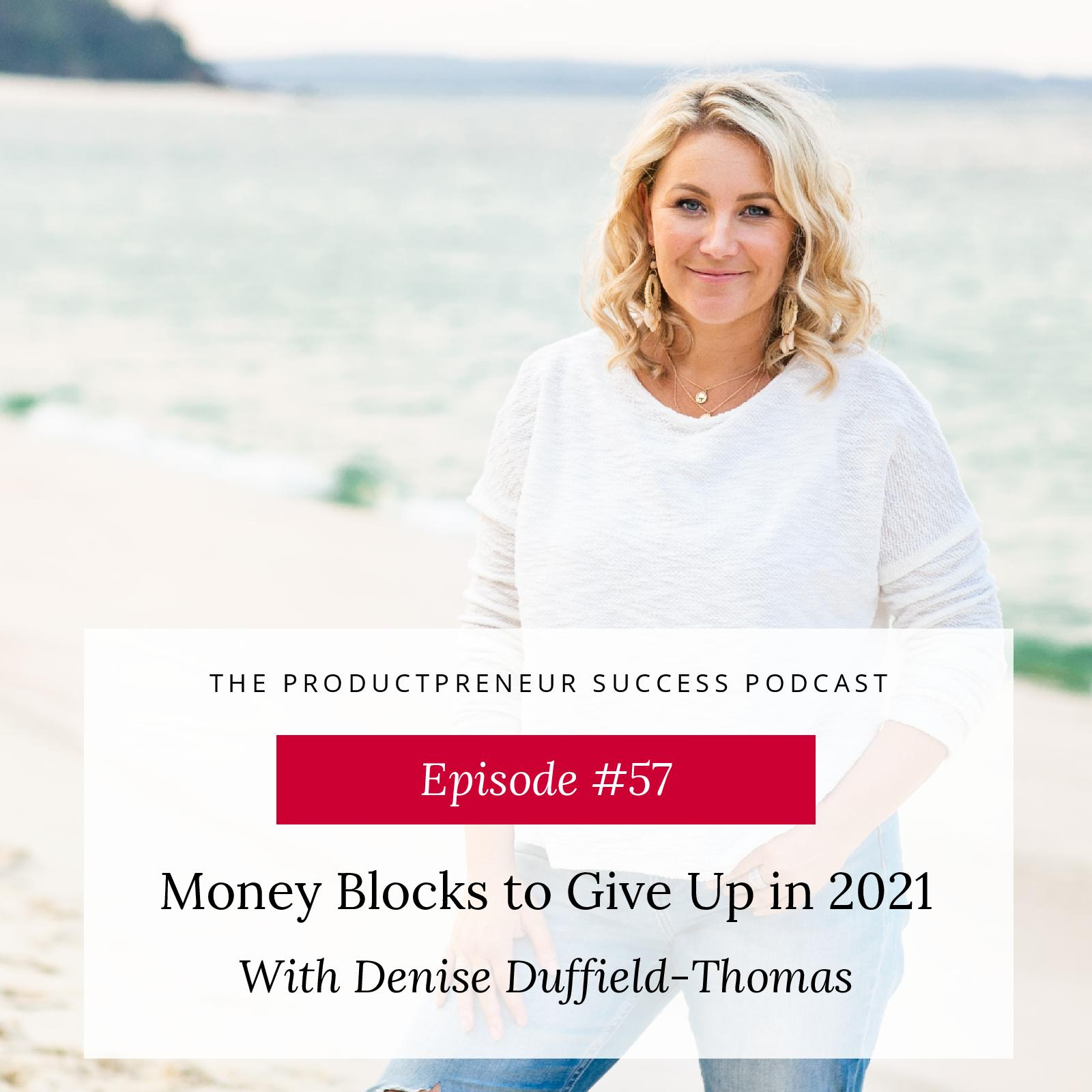 Money Blocks to give up in 2021