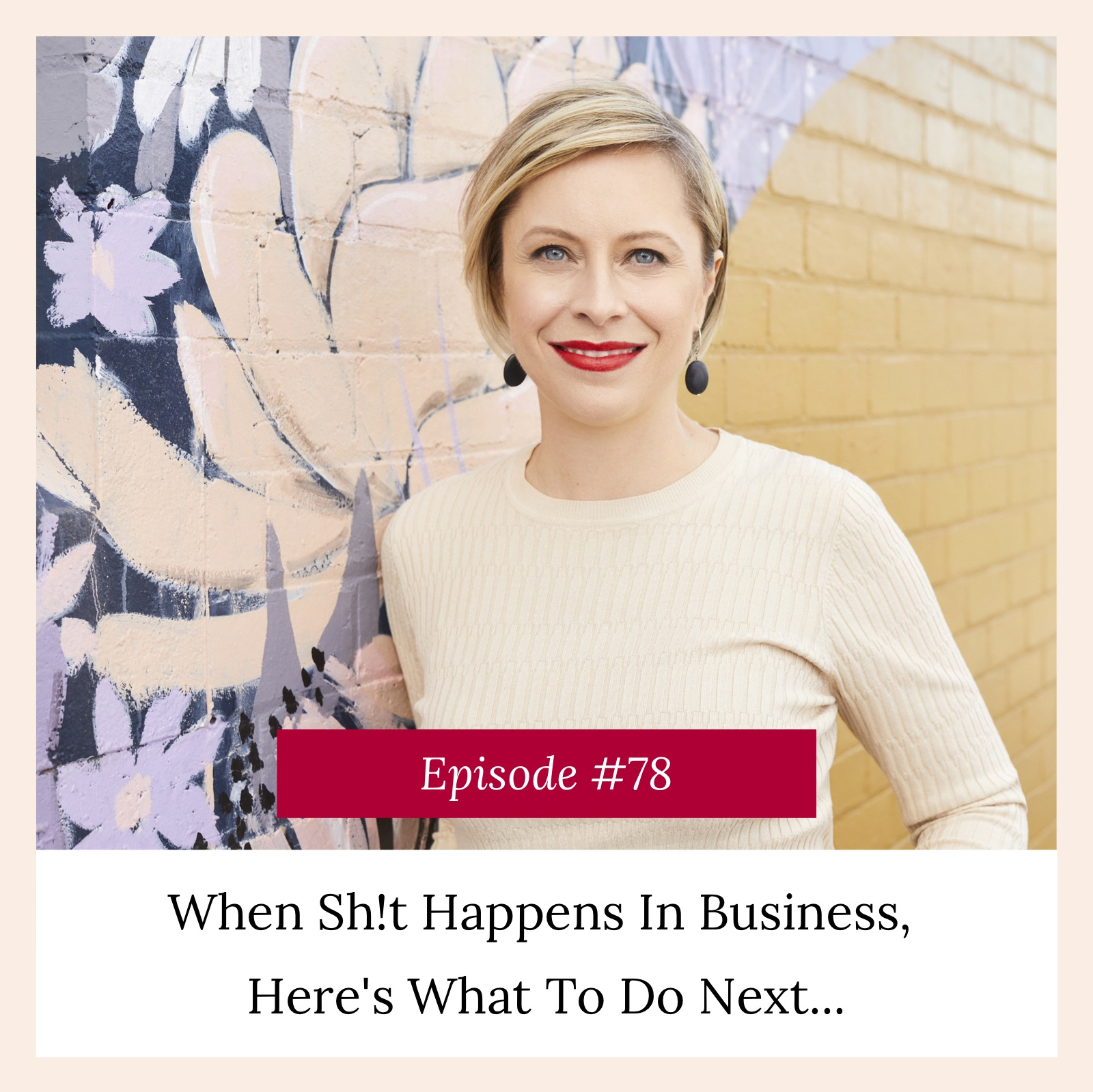 Podcast Graphic - How to thrive in difficult times
