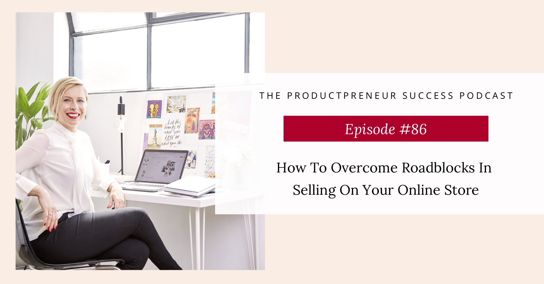 How to overcome roadblocks when selling on your online store